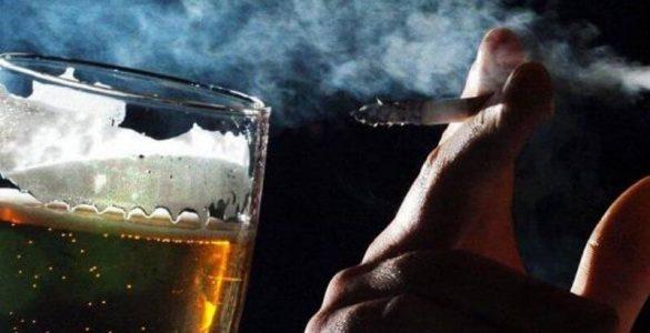 Кардіолог: алкоголь і сигарети - непоправна шкода