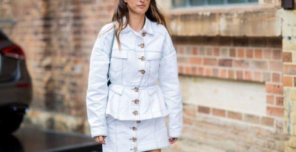 Як носити міні-спідниці і не виглядати вульгарно