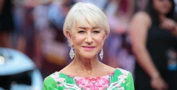 Хелен Міррен в квітковому платті стала зіркою на прем'єрі фільму