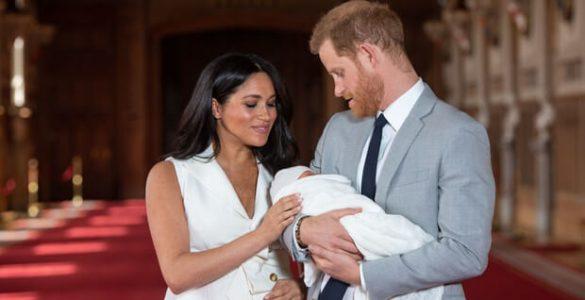 Принц Гаррі розповів, що син росте «справжнім чоловіком»