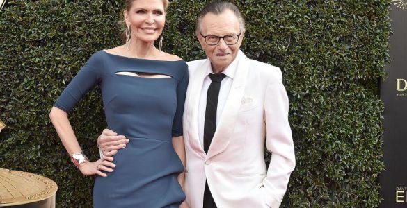 85-річний Ларрі Кінг розлучається увосьме