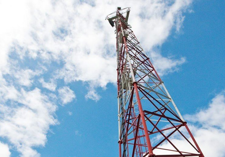 Вежа стільникового зв'язку