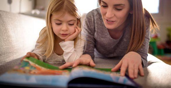 Як навчити дитину читати за 3 тижні