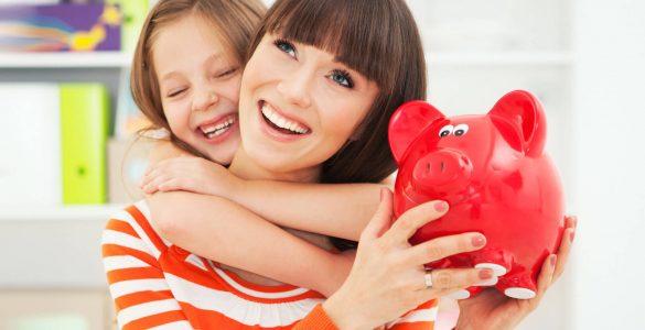 Психолог: з якого віку можна довіряти дитині гроші