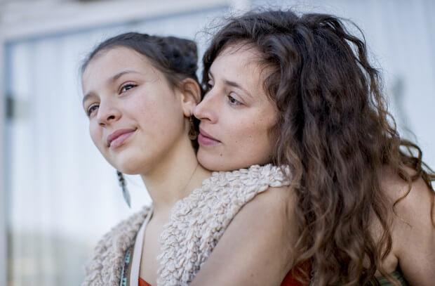 Мати і дочка