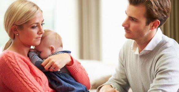 Як правильно поводитися, якщо колишній чоловік відбирає дитину