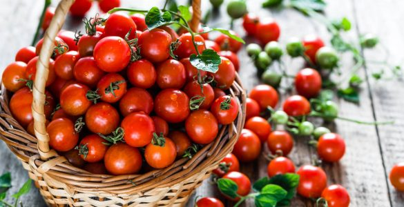 Томатне щастя: 5 десертів з помідорами