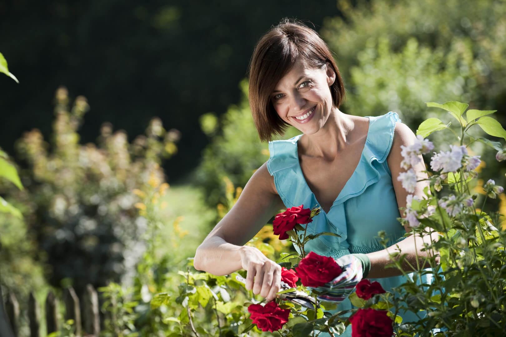 Догляд за квітами
