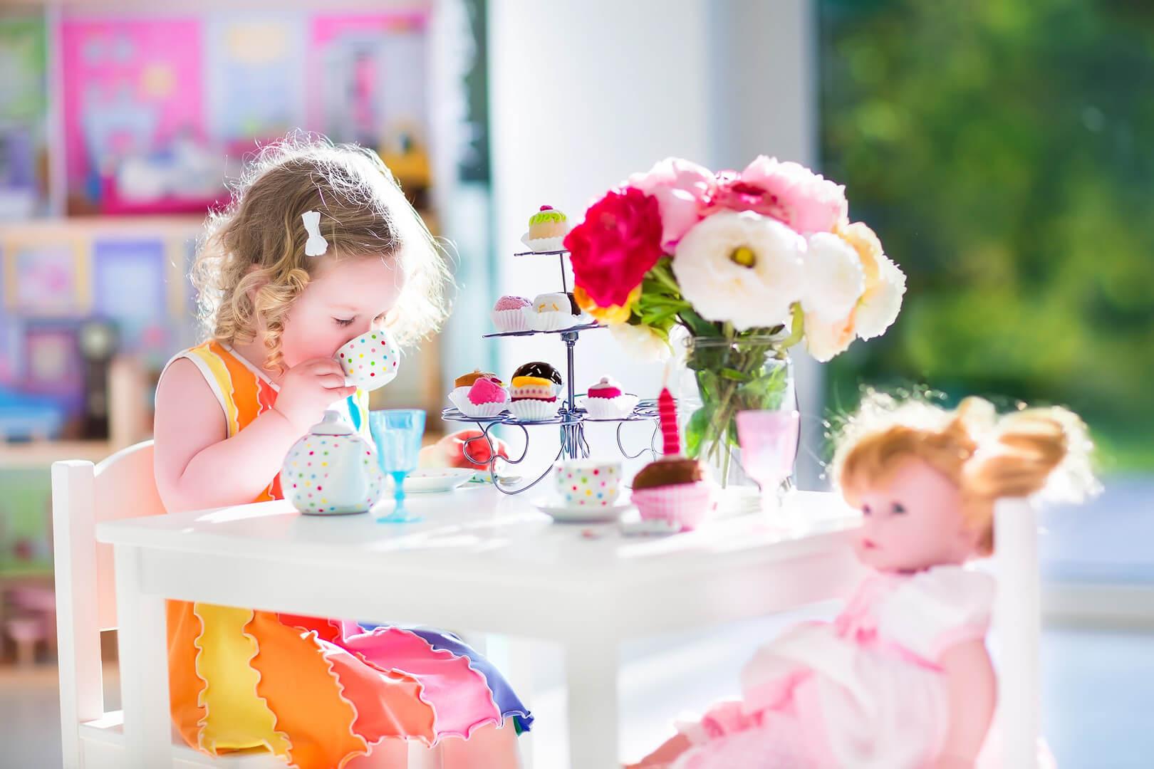 Дитяче чаювання