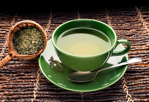 Зелений чай