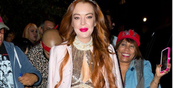 У 33 роки Ліндсі Лохан виглядає ровесницею мами