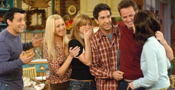 HBO планує зняти продовження серіалу «Друзі»