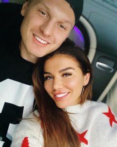 Анна Сєдокова і Яніс Тимма