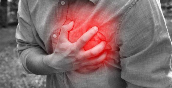 Три симптоми можуть бути симптомами серйозних проблем з серцем