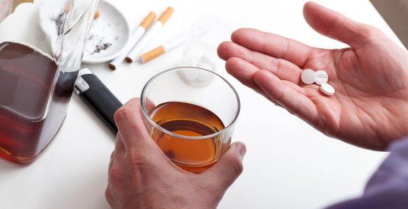 Побічні ефекти вживання алкоголю разом з антибіотиками