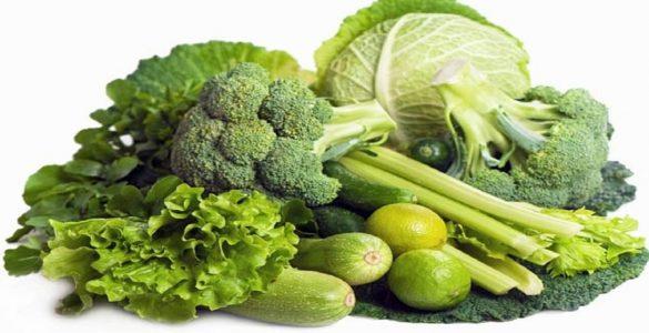 Вчені: зелені овочі - кращий захист від раку