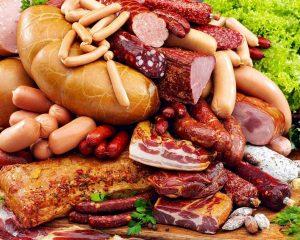 Перероблене м'ясо