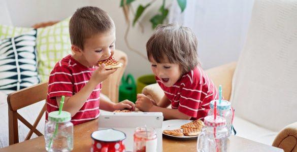 Вчені: діти, які не снідають, отримують нижчі оцінки