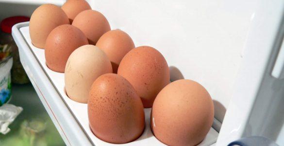 Експерт відповів, чи можна їсти тріснуті яйця