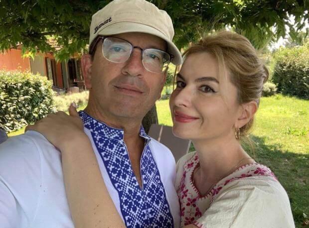 Інна Шевченко вийшла заміж (джерело – пресслужба ICTV)