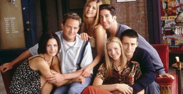 """Зірки """"Друзів"""" розкрили подробиці зйомок нового епізоду серіалу"""