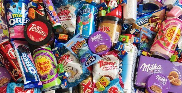 Попереджувальні знаки занадто великої кількості цукру в організмі