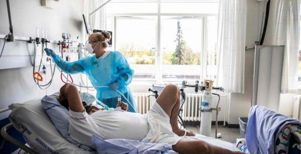 В Україні зростає захворюваність на COVID-19