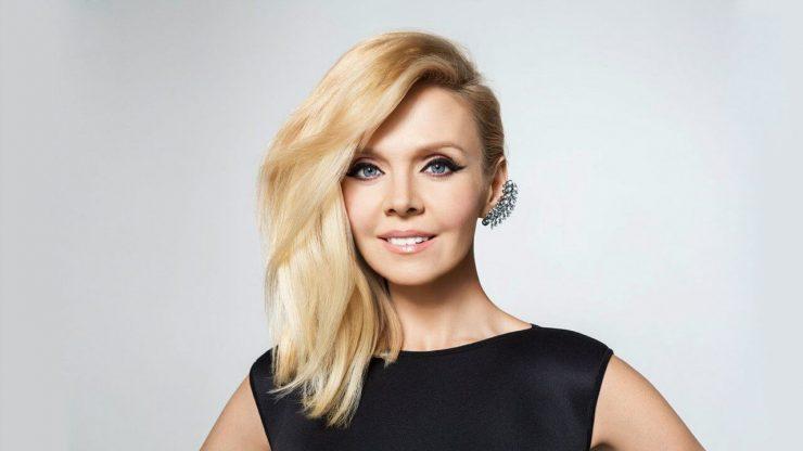 Співачка Валерія
