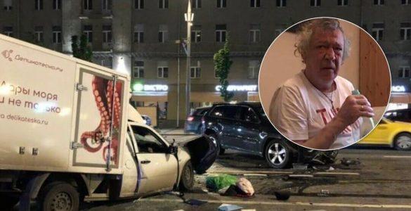 Єфремов напився в день ДТП через смерть близької людини, – адвокат