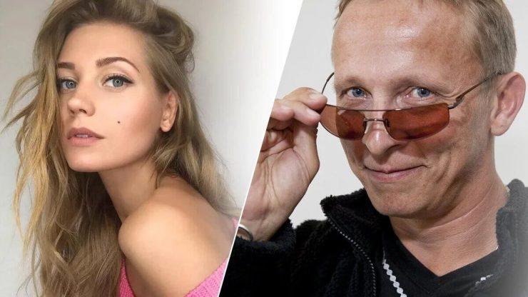 Іван Охлобистін та Христина Асмус