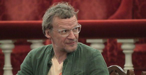 Серебрякову – 56: як актор, який поїхав з РФ, критикував росіян та Путіна