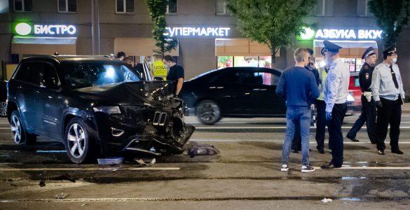 Михайло Єфремов намагався відкупитися після смертельної ДТП. Відеофакт