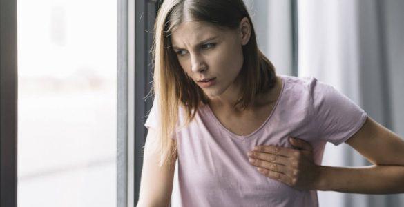 Серцевий напад не такий страшний для жінок, як передбачалося раніше