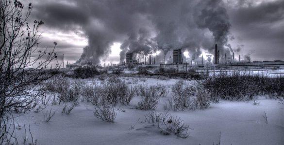 Забруднення повітря взимку призводить до збільшення кількості інсультів