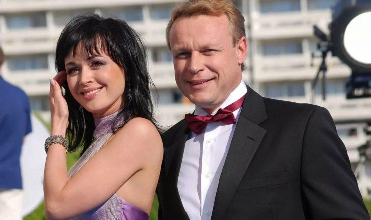 Анастасія Заворотнюк і Сергій Жигунов
