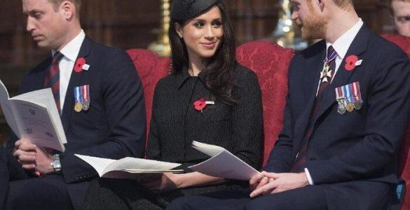 Принц Вільям під час першої зустрічі образив Меган Маркл – ЗМІ