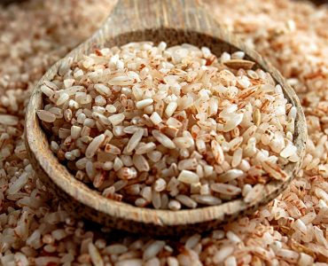 Бурий рис