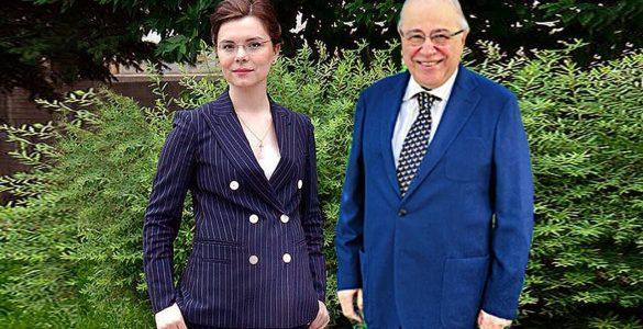 У мережі опублікували фото вагітної дружини Петросяна