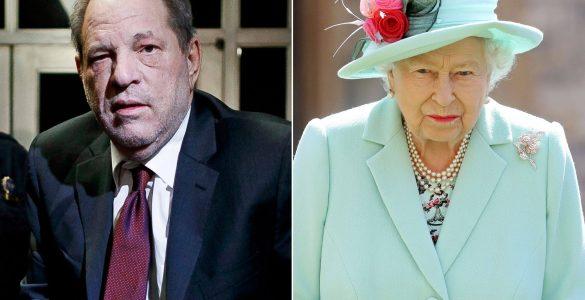 Єлизавета II більше не бажає, щоб Вайнштейн був лицарем