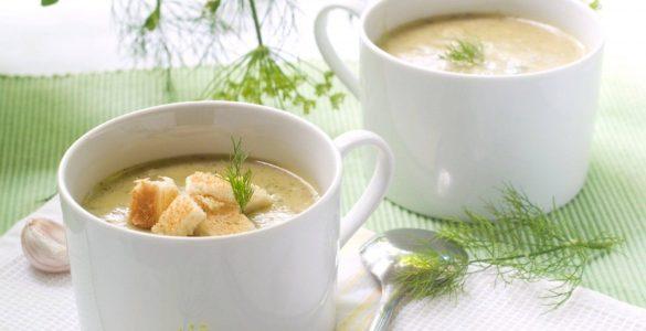 Суп з цибулі і часнику: смачний спосіб зміцнити імунітет