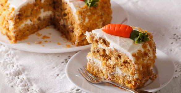 Неймовірно смачний морквяний пиріг: без додавання яєць