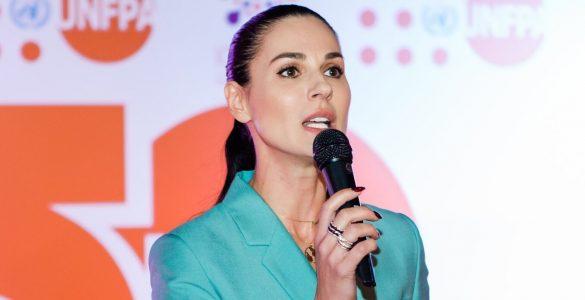 Маша Єфросиніна згадала першу роботу і зарплату на ТБ