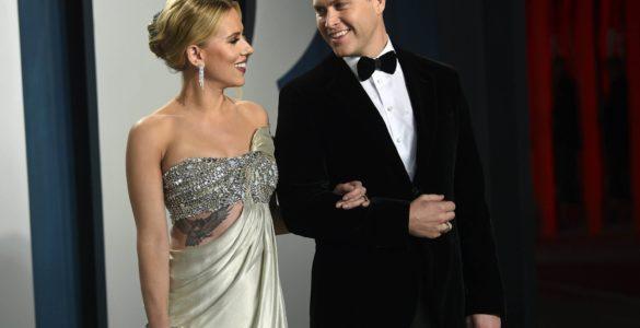 Скарлетт Йоханссон вийшла заміж під час таємної церемонії