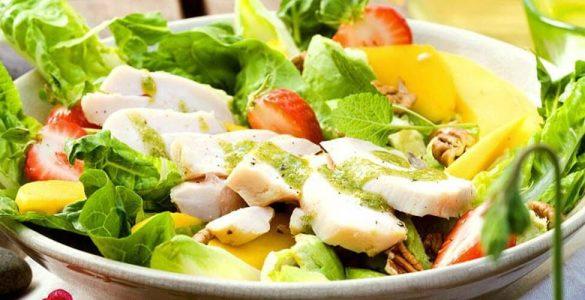 Овочевий салат: 4 рецепти, які обов'язково варто спробувати