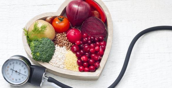 10 продуктів, які знижують тиск