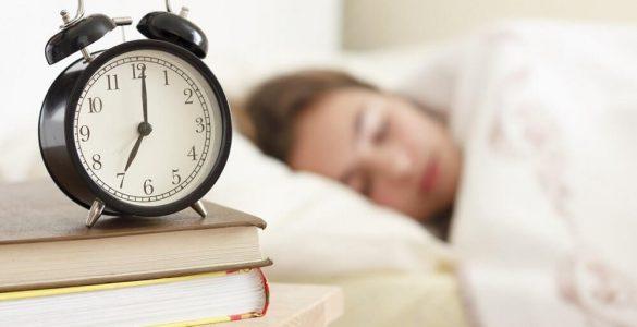 Скільки годин потрібно спати в залежності від віку?