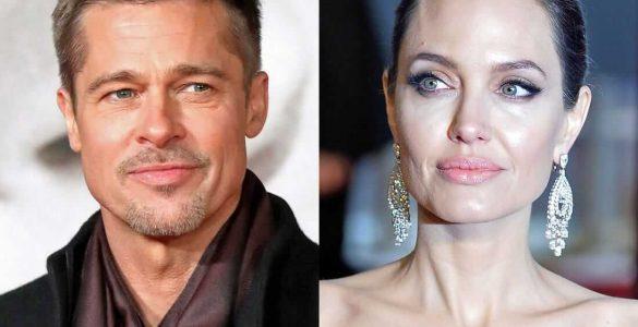 Анджеліна Джолі програла Бреду Пітту в суді