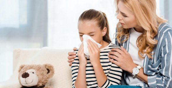 Педіатр назвала продукти, які можуть допомогти впоратися з застудою