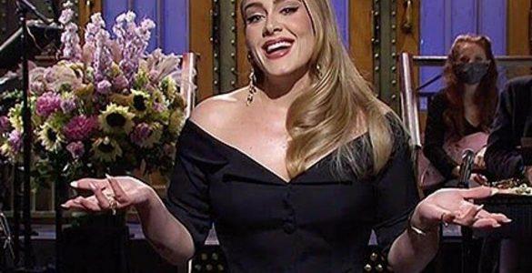 Адель підкорила мережу виступом на шоу Saturday Night Live