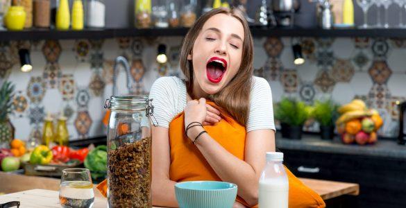 Визначено вік, коли їжа позбавить від поганого настрою